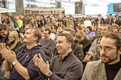 Популярные лектории в книжных магазинах