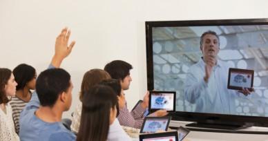 Технологии онлайн-преподавания
