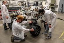 Студенты НИЯУ МИФИ устроили соревнования моделей марсоходов