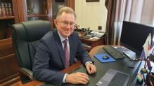 «Считаю свою профессиональную жизнь счастливой»: интервью с исполняющим обязанности ректора РГППУ Валерием Дубицким