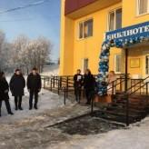 В Мурманской области открылась третья модельная библиотека