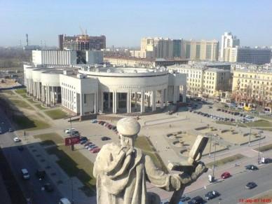 РНБ стала самой большой по площади библиотекой в Европе