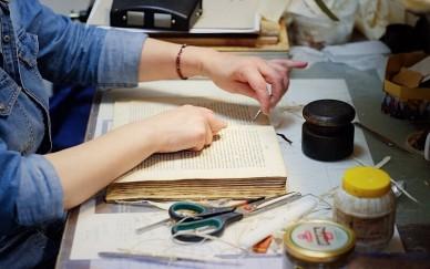 Бесплатная программа повышения квалификации по реставрации книг