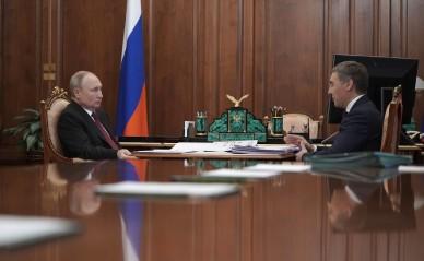 Путин поддержал инициативу внести поправки в закон