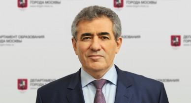 Исаак Калина назначен на новую должность в Минпросвещения