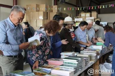 В Якутске читателей пригласили на книжный «шведский стол»