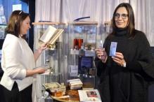 В Петербурге открылась выставка книжных ароматов