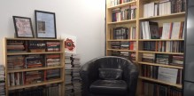 Единственная в России библиотека по психоанализу открылась в Петербурге