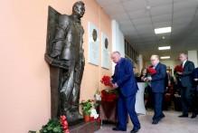 В Академическом университете Петербурга открыли памятник Жоресу Алферову