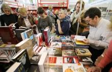 В центре Петербурга появилось интерактивное книжное пространство
