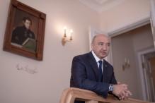 «Наша задача - создать условия для раскрытия талантов»: интервью с ректором КФУ Ильшатом Гафуровым