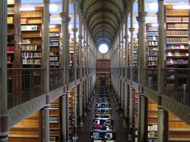 Будущее академических библиотек — интеграция в образовательный процесс