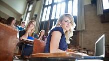 За год на три процента сократилось количество счастливых студентов