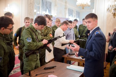 Военные учебные центры и кафедры объединят