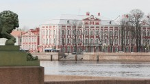 В СПбГУ отмечают день рождения