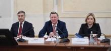 Состоялось заседание Оргкомитета по подготовке 150-летия ГИМ