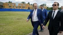 Минэкономразвития в целом одобрил проект единого кампуса СПбГУ