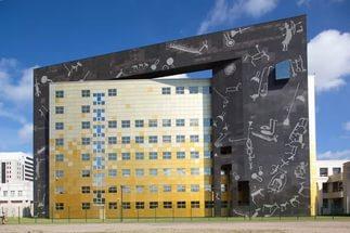 В Петербурге построят куб-библиотеку высотой 62 метра