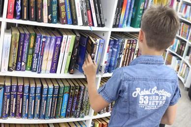 В России в одиннадцатый раз отмечают день школьных библиотек