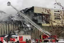 800 тонн редких книг сгоревшей библиотеки ИНИОН уже пять лет сушатся в морозильнике