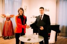 СПбГУ открыл первое представительство в Европе
