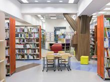 Библиотека «ГОРОД»: эволюция пространства