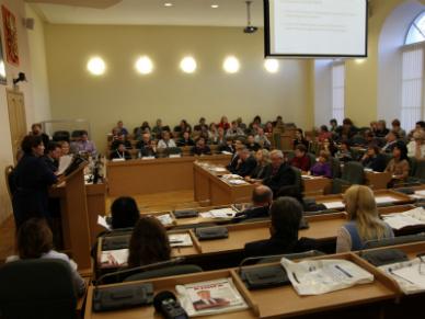 Вузовское образование лиц снарушениями зрения: нормативы, опыт, технологические решения