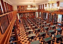 Самый большой читальный зал Европы открывается после реставрации