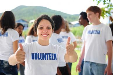 Студентами-волонтёрами движут альтруизм и карьеризм